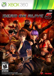 Dead or Alive 5 - Xbox 360 (Pre-owned)
