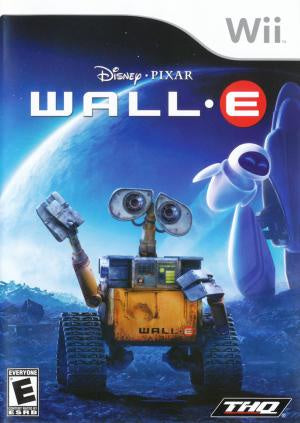 Wall-E - Wii (Pre-owned)