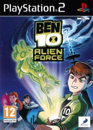 Ben 10 Alien Force - PS2 (Pre-owned)