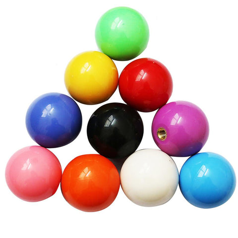 Ball Top Solid Colour Sanwa LB-35 (Must be done as a custom order, please contact us for availability)