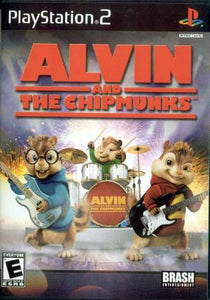 Alvin And The Chipmunks The Game - PS2 (Pre-owned)