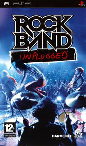 Rock Band Unplugged - PSP (Pre-owned)