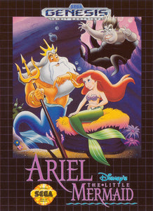 Ariel the Little Mermaid - Genesis (Pre-owned)