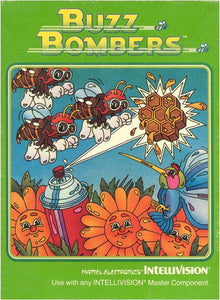 Buzz Bombers - Intellivision (Pre-owned)