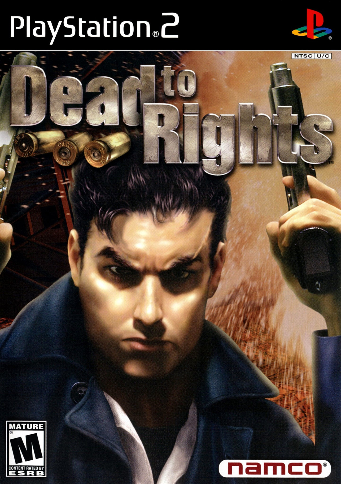 Dead to Rights - PS2 (Pre-owned)