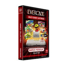 Evercade Namco Museum Collection 1