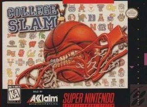 College Slam - SNES (Pre-owned)