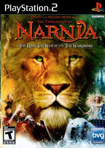 Chronicles of Narnia Lion Witch and the Wardrobe - PS2 (Pre-owned)