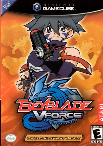 BeyBlade VForce: Super Tournament Battle - Gamecube (Pre-owned)