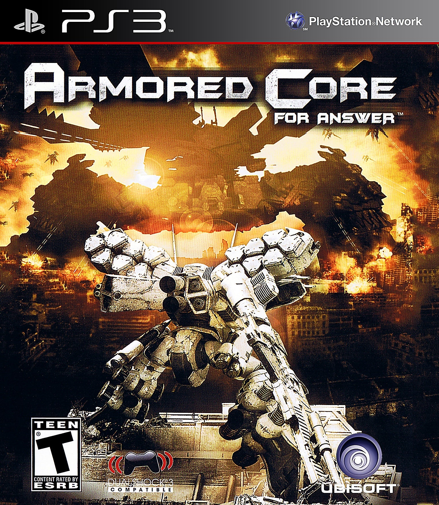 Armored Core For Answer - PS3 (Pre-owned)