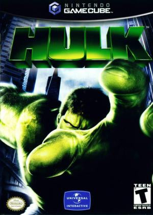 The Hulk - Gamecube (Pre-owned)
