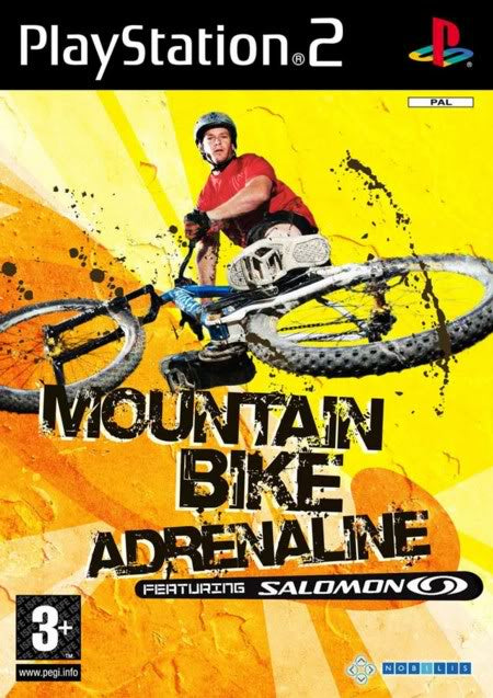 Mountain Bike Adrenaline - PS2 (Pre-owned)