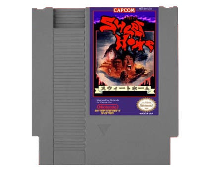 Sweet Home (Reproduction) - NES (Pre-owned)