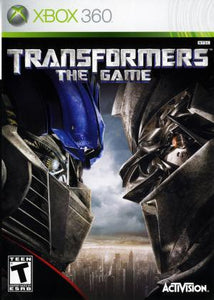 Transformers the Game - Xbox 360 (Pre-owned)