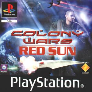 Colony Wars Red Sun - PS1 (Pre-owned)