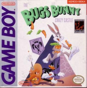 Bugs Bunny Crazy Castle - GB (Pre-owned)