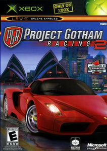 Project Gotham Racing 2 - Xbox (Pre-owned)