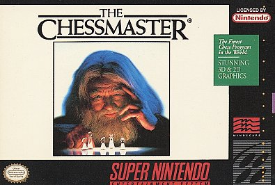 Chessmaster - SNES (Pre-owned)