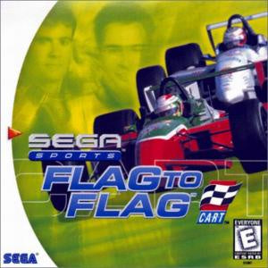 Flag to Flag - Dreamcast (Pre-owned)