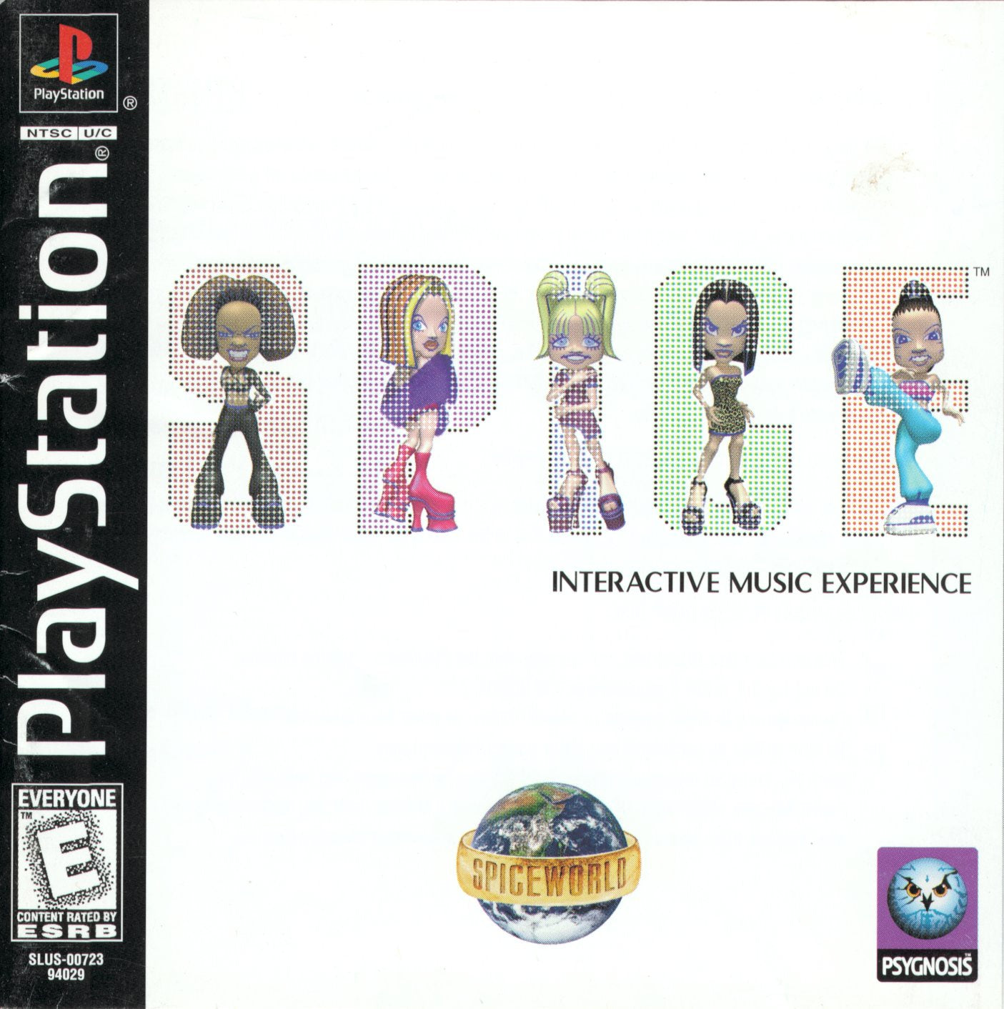 Spice World - PS1 (Pre-owned)