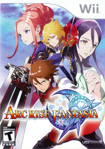Arc Rise Fantasia - Wii (Pre-owned)