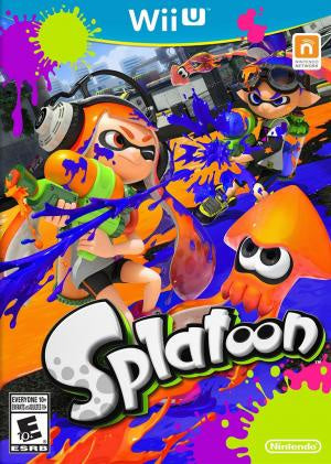 Splatoon - Wii U (Pre-owned)