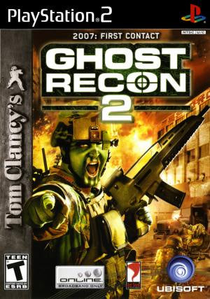Ghost Recon 2 - PS2 (Pre-owned)