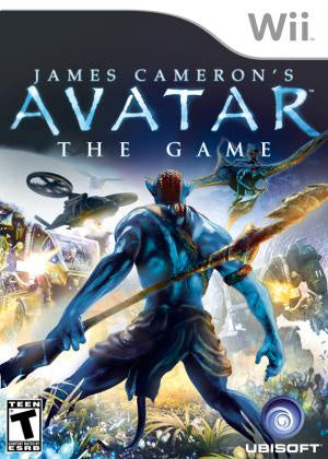 Avatar: The Game - Wii (Pre-owned)