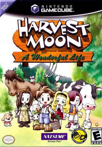 Harvest Moon A Wonderful Life - Gamecube (Pre-owned)