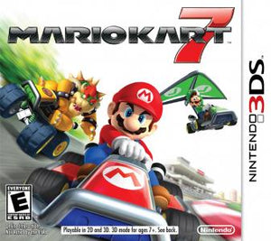 Mario Kart 7 - 3DS (Pre-owned)