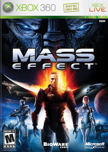 Mass Effect - Xbox 360 (Pre-owned)