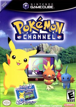 Pokemon Channel - Gamecube (Pre-owned)
