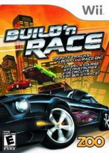 Build 'N Race - Wii (Pre-owned)