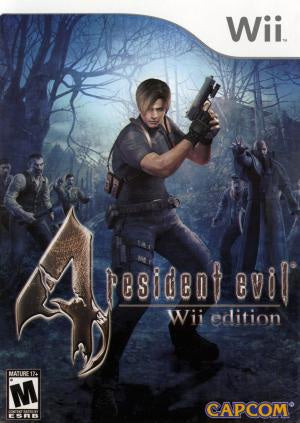 Resident Evil 4 - Wii (Pre-owned)