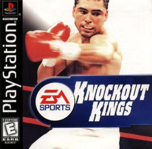 Knockout Kings - PS1 (Pre-owned)