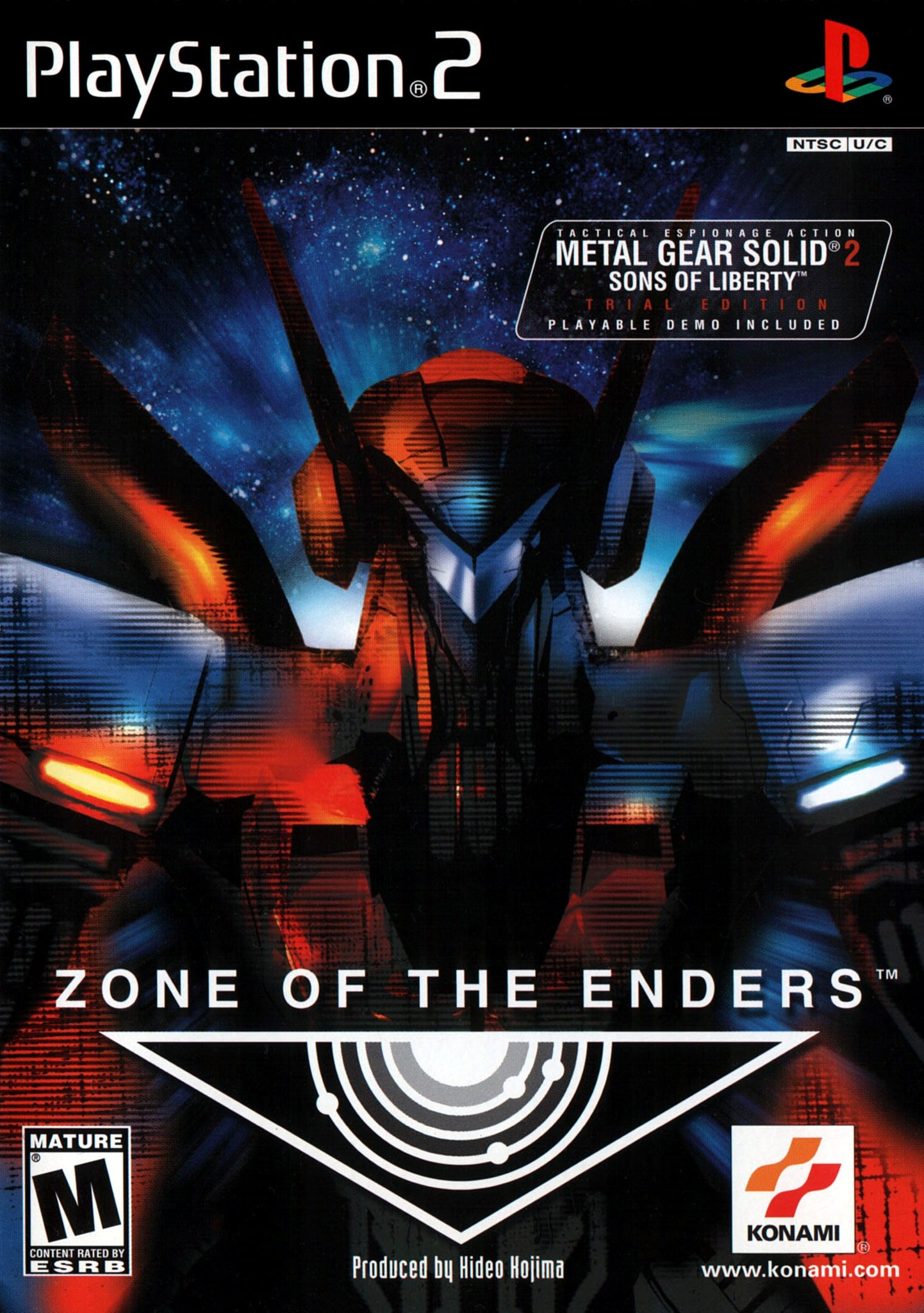 Zone of the Enders - PS2 (Pre-owned)
