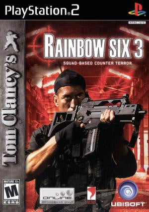 Rainbow Six 3 - PS2 (Pre-owned)