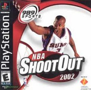 NBA ShootOut 2002 - PS1 (Pre-owned)