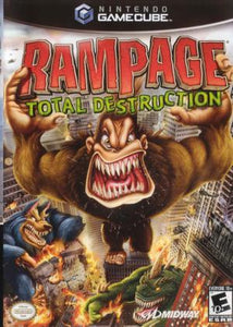 Rampage Total Destruction - Gamecube (Pre-owned)