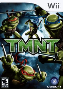 TMNT - Wii (Pre-owned)