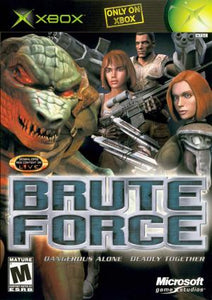 Brute Force - Xbox (Pre-owned)