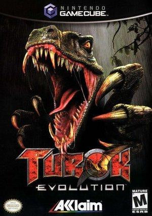 Turok Evolution - Gamecube (Pre-owned)