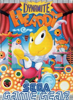 Dynamite Headdy - Game Gear (Pre-owned)