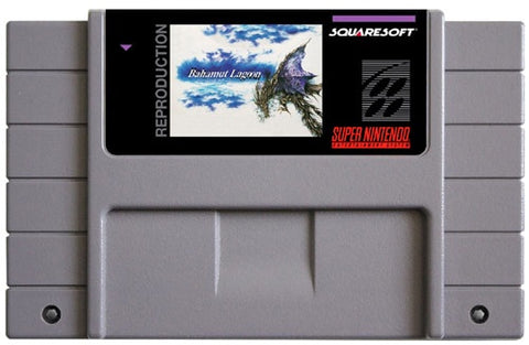 Bahamut Lagoon (Reproduction) - SNES (Pre-owned)