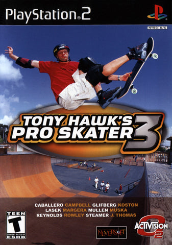 Tony Hawk's Pro Skater 3 - PS2 (Pre-owned)