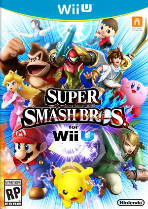 Super Smash Bros. for Wii U - Wii U (Pre-owned)