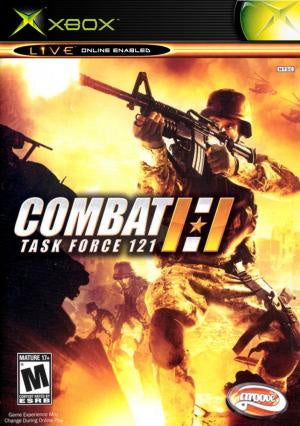 Combat Task Force 121 - Xbox (Pre-owned)