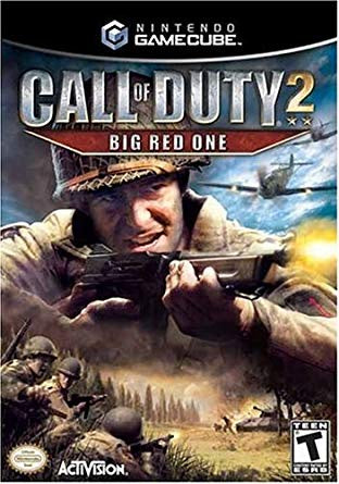 Call of Duty 2 Big Red One - Gamecube (Pre-owned)