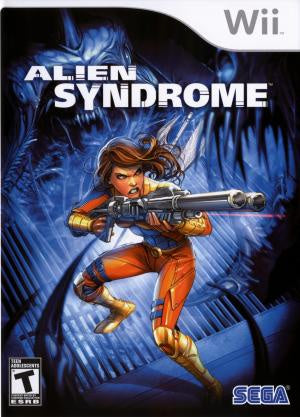 Alien Syndrome - Wii (Pre-owned)