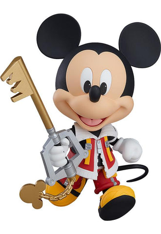 1075 Kingdom Hearts II Nendoroid King Mickey